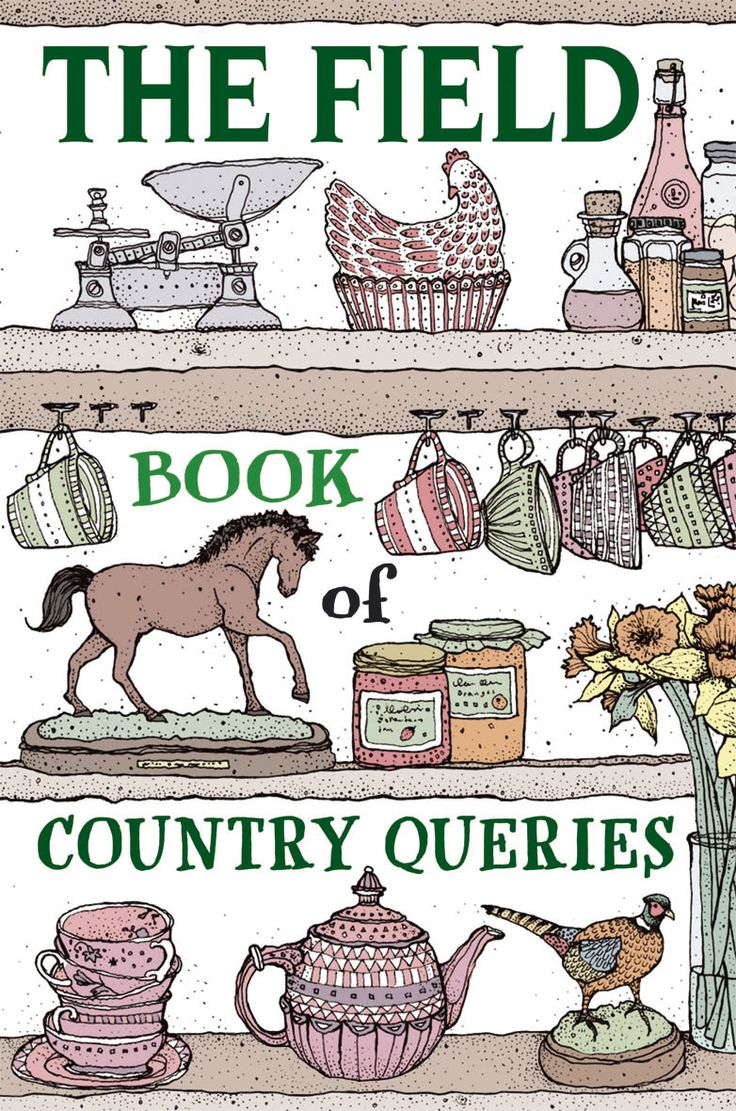 The Field Book of Country Queries | Quiller Publishing. Filled with quirky illustrations by Kerry Lemon, this meticulously edited book provides an intriguing selection of useful information and solutions on various topics (household, food, drink, gardening, animals, sporting and more), which will become a little gem in every household.