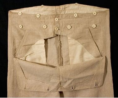 DPC On Making Trousers: A Moveable Waist, Extras; Part 7