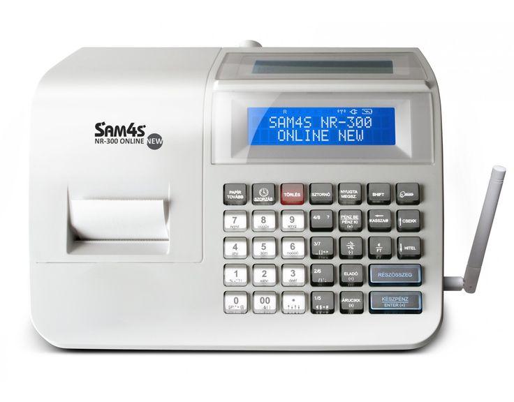 Az elegáns, letisztult formavilágú Sam4s NR-300 Online pénztárgéppel Ön is jó benyomást kelthet!  http://www.on-linepenztargepek.hu/termek_reszl.php?tid=54#Sam4s_NR-300_Online_New_Online_P%C3%A9nzt%C3%A1rg%C3%A9p_Am%C5%91ba2000_Kft