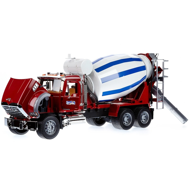 f3971cd068b5fd7763fbf0b209619bb2 cement mixers antique toys 37 best bruder toys images on pinterest farm toys, toy toy and Mack Concrete Mixer at gsmx.co