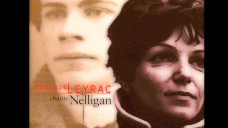 Monique Leyrac / La romance du vin (poème d'Émile Nelligan /musique Andr...