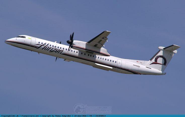 Foto Horizon Air De Havilland Canada DHC-8-402Q N410QX