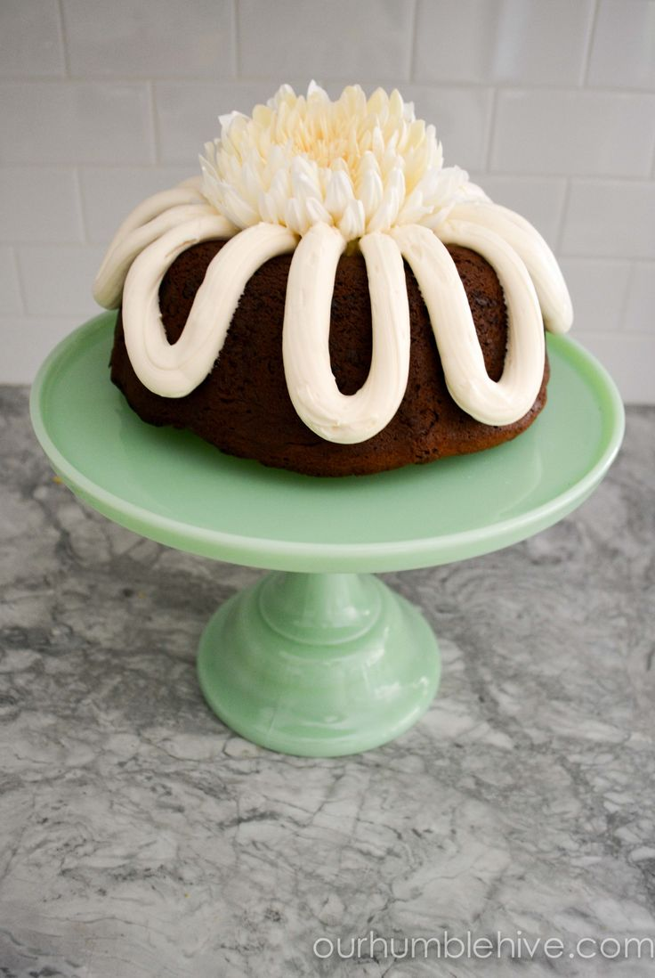 Nothing Bundt Cake Copycat Recipe-Chocolate, Chocolate Chip — Our Humble Hive