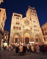 La Cattedrale di San Lorenzo, Genova, Liguria - © Michele Saponaro