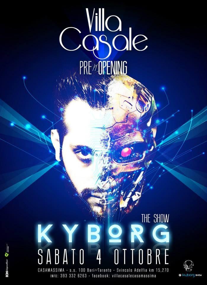 KYBORG show