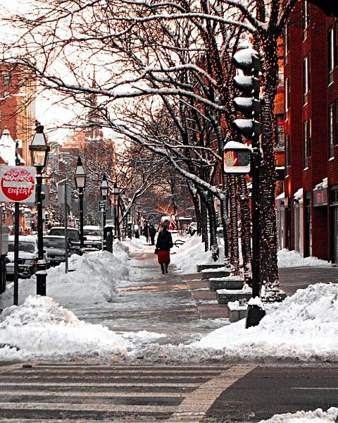 Back to Newbury Street for some shopping, Boston....  i wanna go back to this placeeeeeeeeeeee :(((((((
