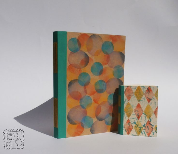 hand printed soft cover books - spring 2014
