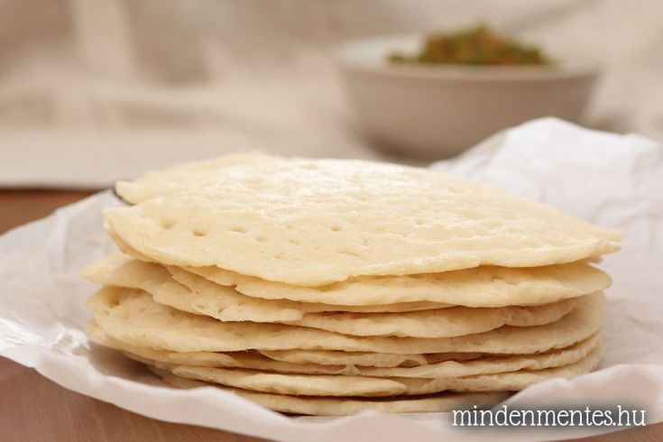 Appam – indiai kókusztejes lepény (glutén-, tejtermék-, tojásmentes, vegán…