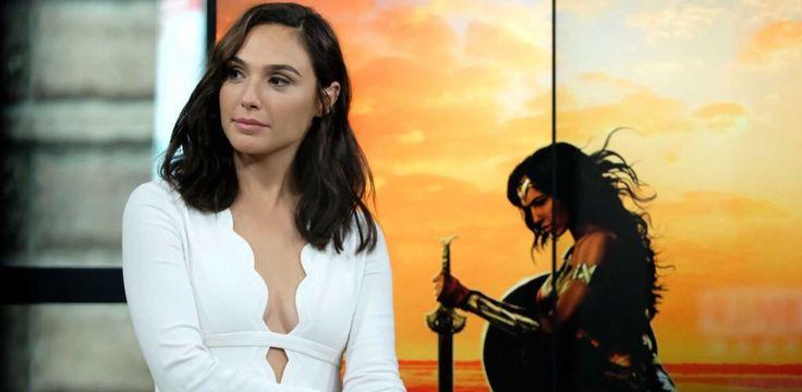 Speaking To Brigitte Gabriel About Lebanon's Anti-Semitic 'Wonder Woman' Ban