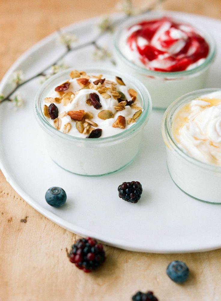 How to Make Homemade Yogurt Kinfolk