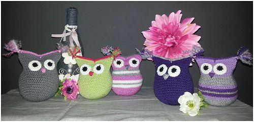 Amigurumi Cute Owl Twins : 130 best images about Crochet Amigurumi - Owl on Pinterest ...
