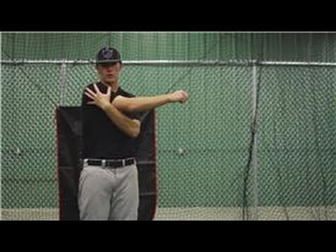 Baseball Training : Baseball Stretches & Warm-Ups