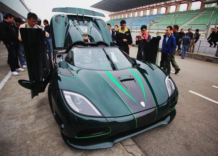 Charmant Koenigsegg Agera S