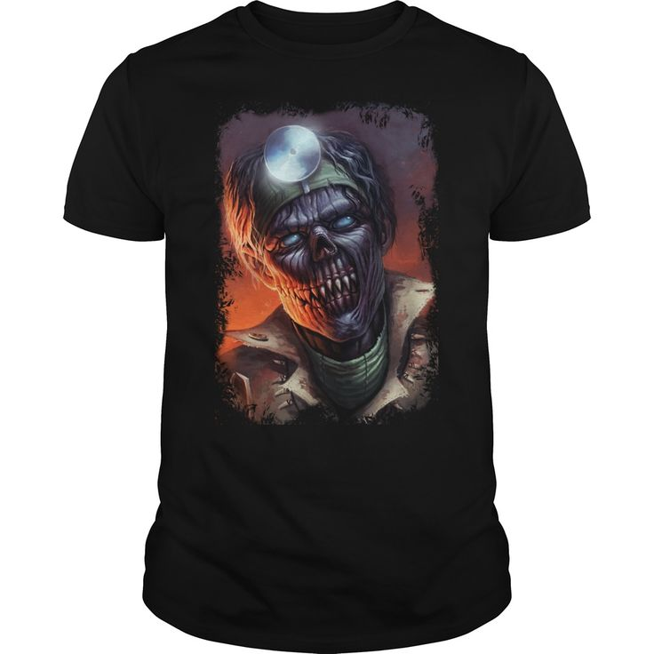 Zombie Dentist. Funny Zombie Quotes, Sayings T-Shirts, Hoodies, Tees, Clothing, Gifts. #zombie