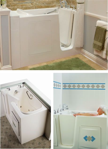 Aging In Place Remodeling   Bathrooms   Walk In Tubs