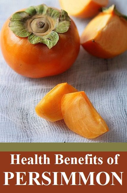 12 Amazing Benefits Of Persimmon And Its Nutritional Value
