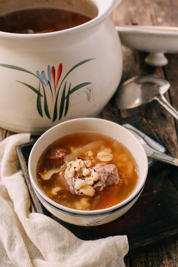 This Cantonese Herb Pork Bone Soup, (Ching Po Leung in Cantonese or Qing Bu Liang in Mandarin – 清补凉猪骨汤), is probably my favorite Chinese soup. We make it quite often in our family, especially during the cold winter months. Among the many ingredients needed to make a wholesome and nutritious soup, this soup uses barley, …