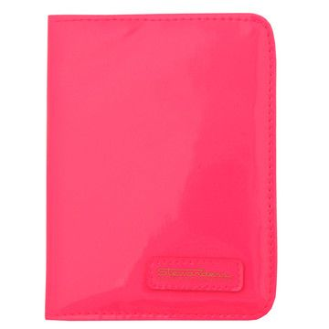 Stewardess Passport Cover Pink  by FLIGHT 001