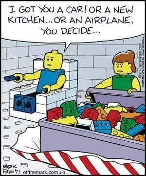 Lego anniversary lol