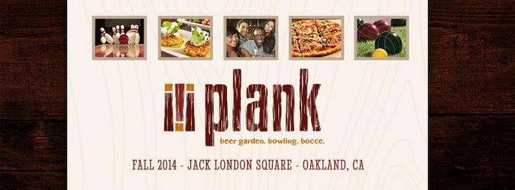 A cool new food 'n' entertainment hub — beer garden meets bocce court meets bowling alley — is taking over a prime spot at Oakland's Jack London Square, the long-vacant Barnes & Noble space. Called Plank, this 50,000-square-foot venture will… Continue Reading →