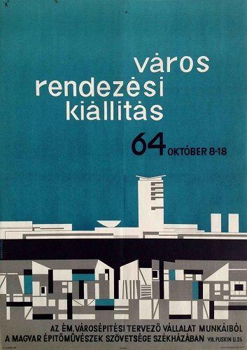City planning exhibition 64 (1964.)
