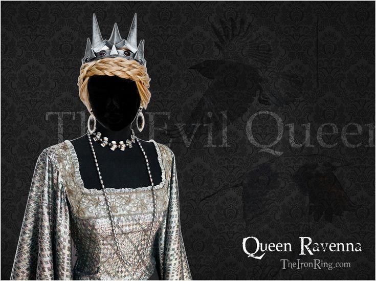 Ravenna The Evil Queen by TheIronRing on DeviantArt