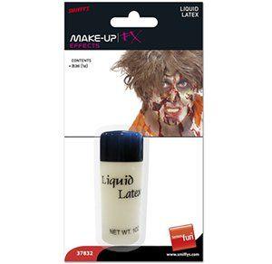 Liquid Latex Make-up (1oz.) - for fake skin effects Smiffy's =2.5£