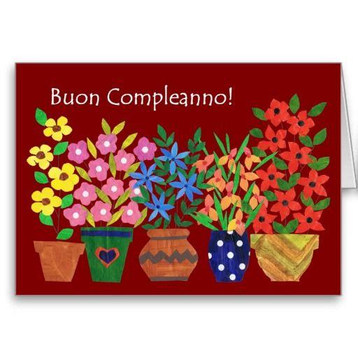 feliz cumpleaños en italiano -