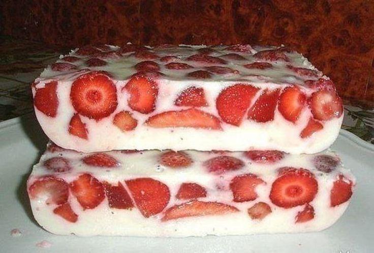 Диетический чизкейк с ягодами: без грамма сахара!