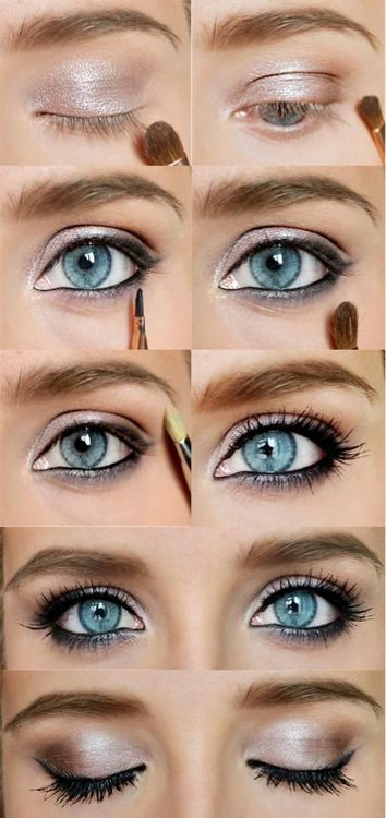 come truccarsi gli occhi verdi - Cerca con Google