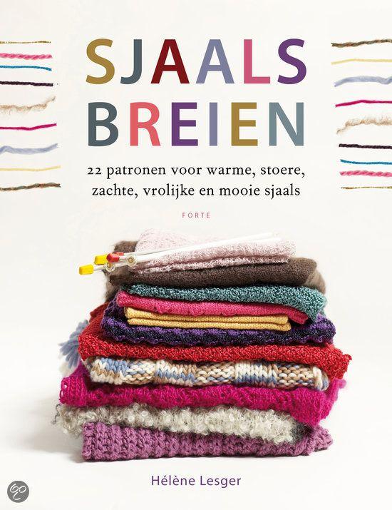 Sjaals Breien - Breipatronen