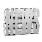News Magazine Rack
