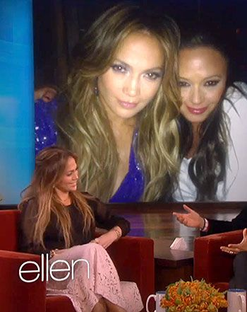 Jennifer Lopez Helped Leah Remini Get Through Scientology Exit