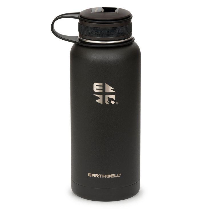 Earthwell 32oz Kewler en noir   – Products