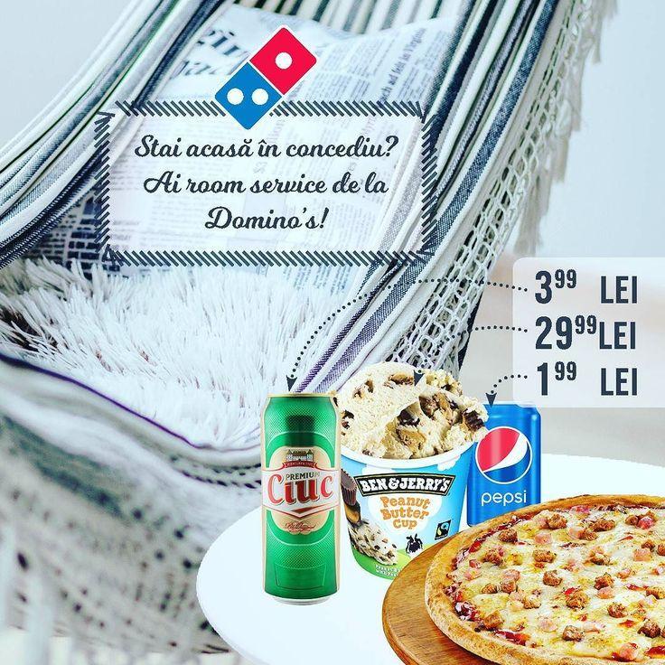Doar in perioada 1-5 iunie comanzi orice pizza si noi iti oferim bautura si desertul la preturi speciale! #pizza #pepsi#ciuc #inghetata
