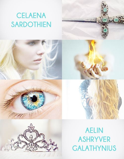 """My name is Celaena Sardothien, but it makes no difference if my name's Celaena or Lillian or Bitch, because i'd still beat you, no matter what you call me."" Celaena Sardothien/Aelin Galathynius (Throne of glass series)"