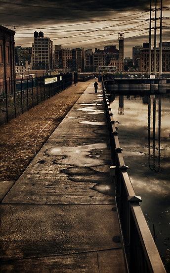 Urban Stroll by vividpeach