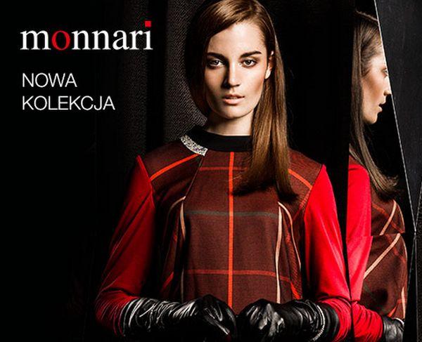 20% taniej przy zakupie najnowszej kolekcji Monnari - mOKAZJE zapraszają! #zakupy #mokazje #mbank #zniżka #zniżki #znizka #znizki #moda #ubrania #monnari #kobieta #kobiety #kolekcja #sukienka #spodnica #spódnica #marynarka #bluzka #jesien #jesień