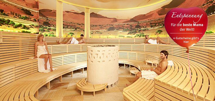 Mehr als 400 echte Südseepalmen, Poolbars mit fruchtigen Cocktails und ein exklusives Saunaparadies mit der größten Sauna der Welt erwarten Dich in der THERMEN & BADEWELT SINSHEIM - Willkommen im Paradies!