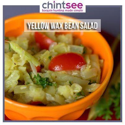 Yellow Wax Bean Salad