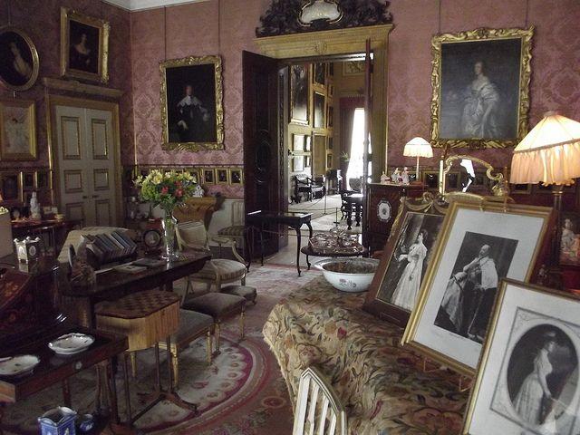 Kingston Lacy House - Kingston Lacy Estate - interiors