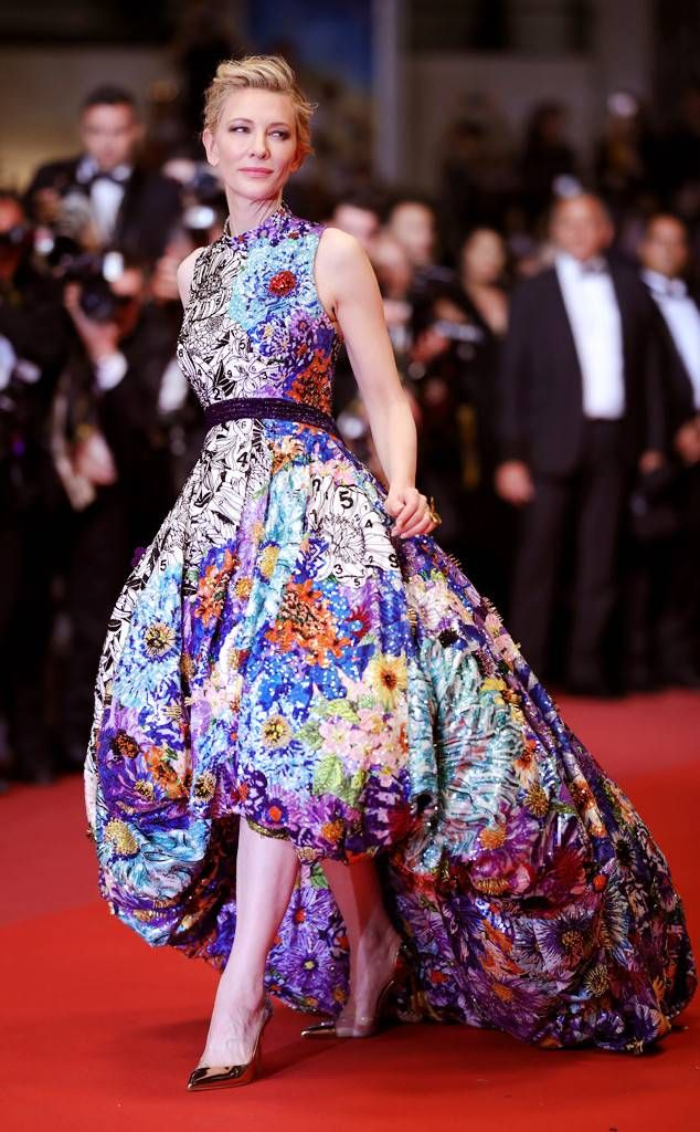 a65ad8c408d2 Cate Blanchett from Cannes 2018  Best Dressed Stars