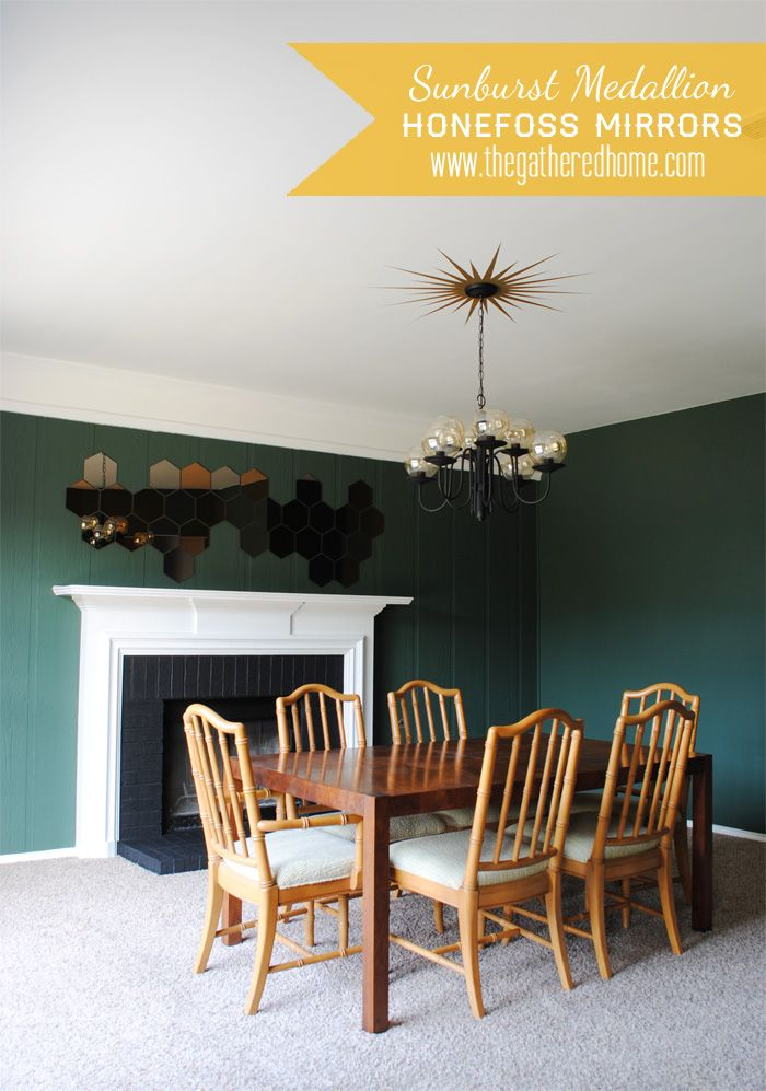 The Top 10 best DIY projects from The Gathered Home in 2014 and a few that didn't make the list, but were my personal favorites!