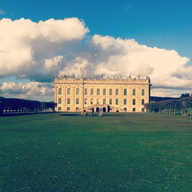 Mr Darcy's house