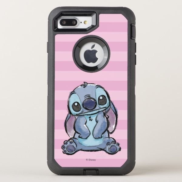 Lilo Stich Stitch Sketch Otterbox Iphone Case Zazzle Com Iphone Cases Otterbox Iphone Cases Disney Iphone Cases