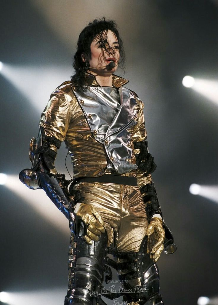 Michael Jackson history tour