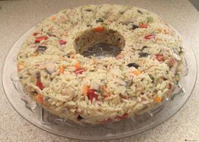 Αυτό το ρύζι είναι ιδανικό για τραπέζι λόγω εμφάνισης και φυσικά λόγω γεύσης.