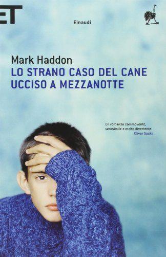 Lo strano caso del cane ucciso a mezzanotte: Amazon.it: Mark Haddon, P. Novarese: Libri