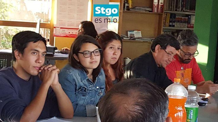 Foro ciudadano #StgoesMío en Quilicura