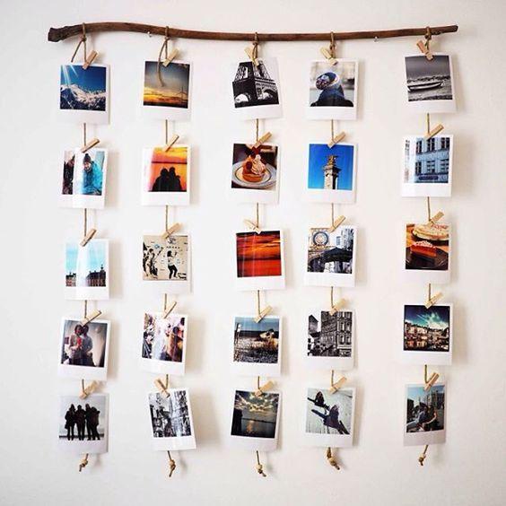 73 best polaroid crafts images on pinterest polaroid photos polaroid crafts and polaroid pictures. Black Bedroom Furniture Sets. Home Design Ideas